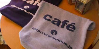 miu's cafe ITEMS